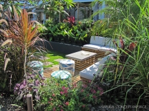 NATURAL CONCEPT PAYSAGE - HOTEL BLUE MARGOUILLAT ST LEU - JARDIN TROPICAL - ILE DE LA REUNION (5)