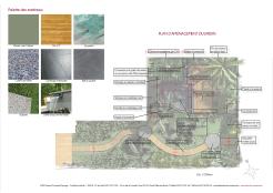 Plan d'aménagement paysager - Natural Concept Paysage
