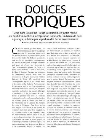 Reportage Exterieur design - Natural Concept Paysage - Jardin d'Ô 2